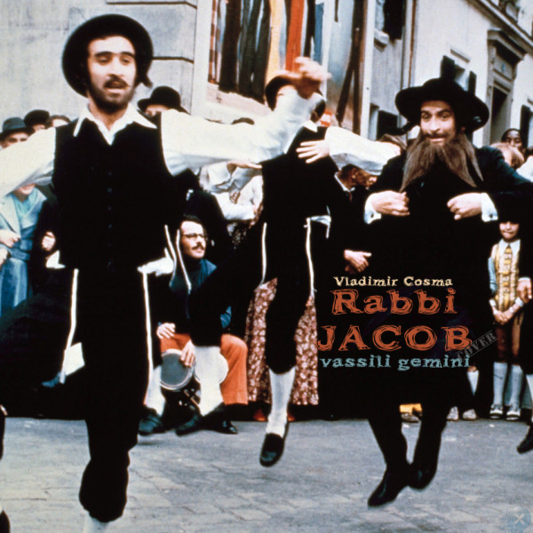 Rabbi Jacob cover