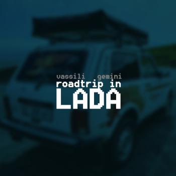 roadtrip in lada